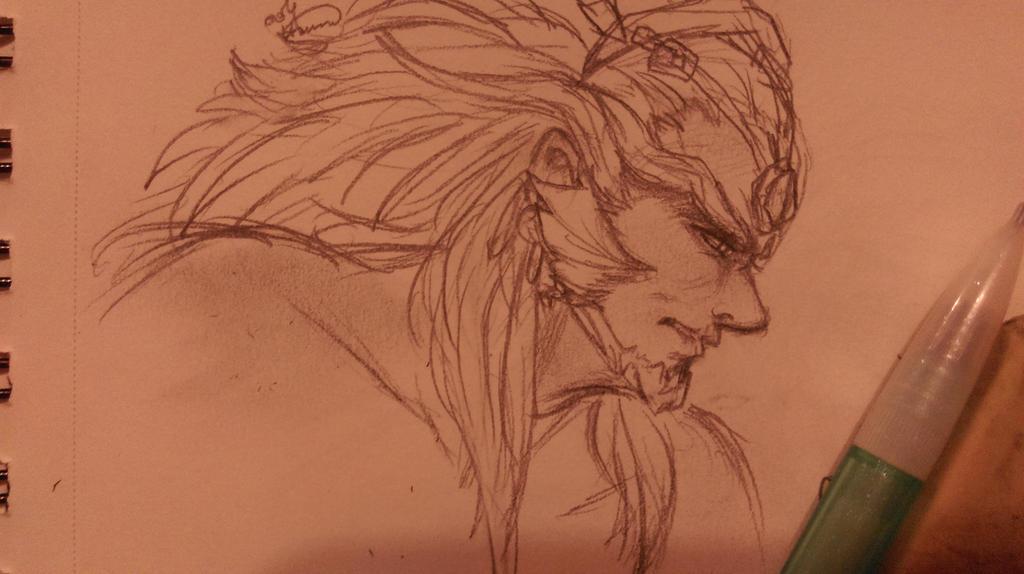 Hyrule Warriors Ganondorf by Onigami-Sama
