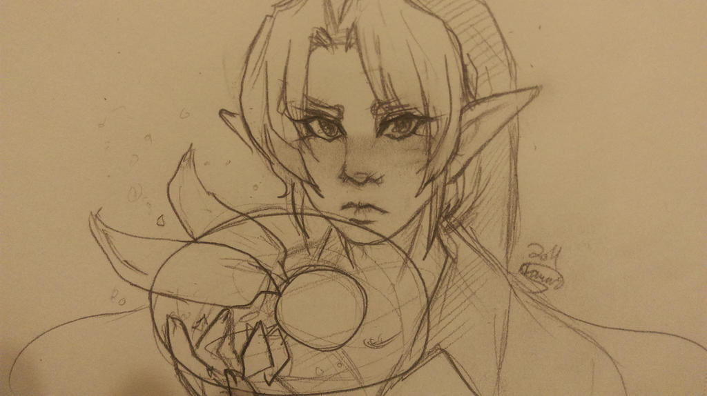 Young Link by Onigami-Sama