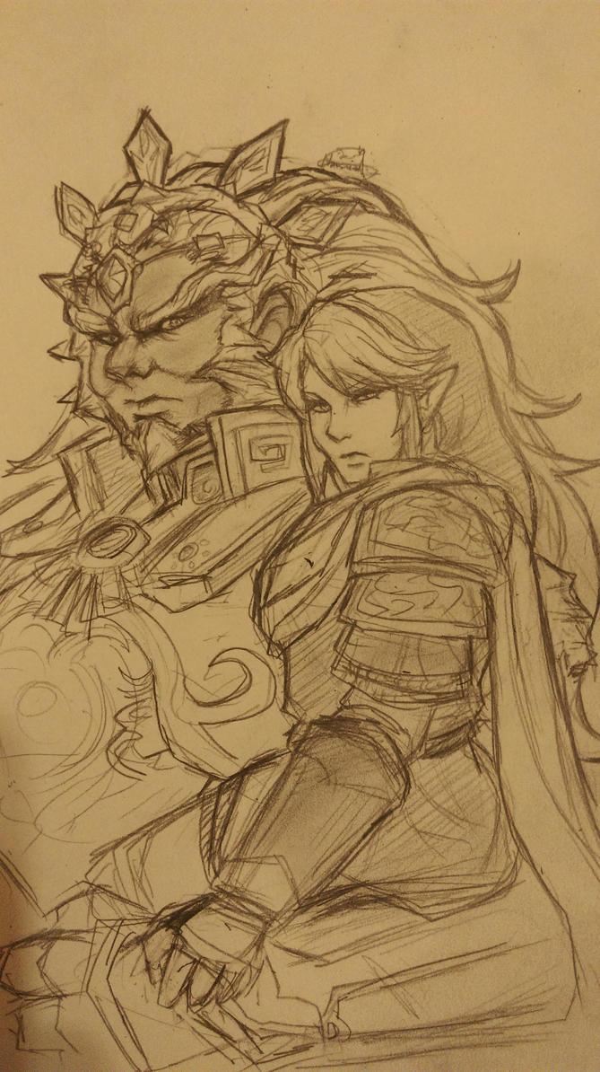 Tiny Warrior Boyfriend by Onigami-Sama
