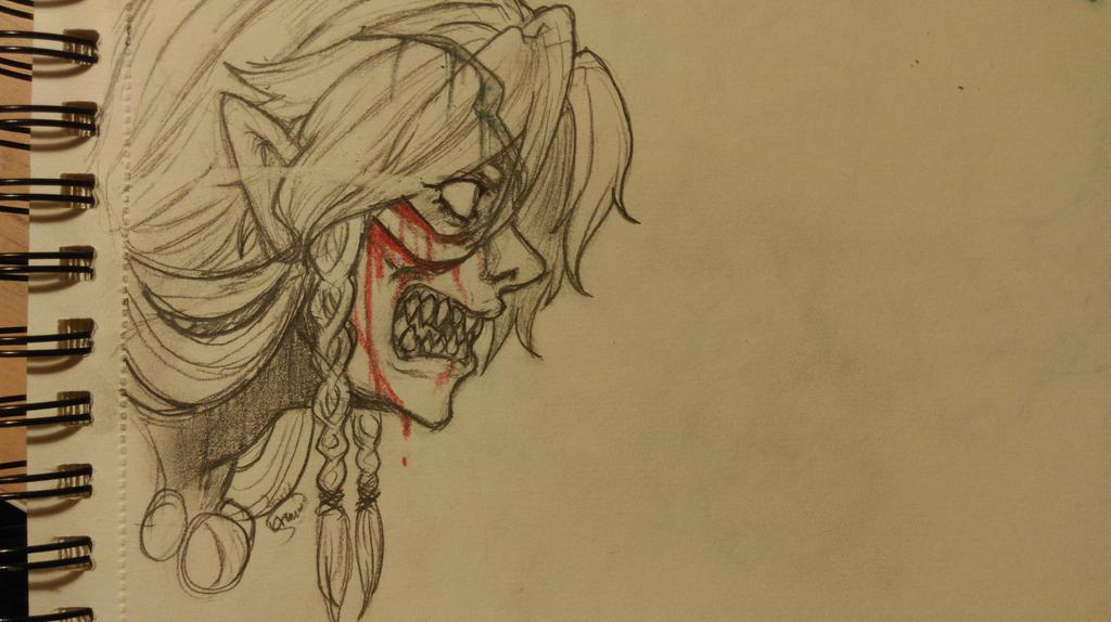 Run boy, run by Onigami-Sama