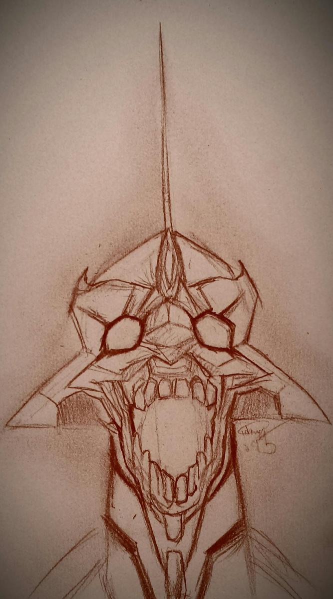 ITS A GUNDAM by Onigami-Sama
