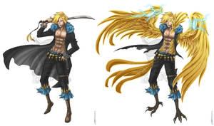 Commission - [GLOCs] Charles 'The Thunderbird'