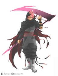 Goku Black concept