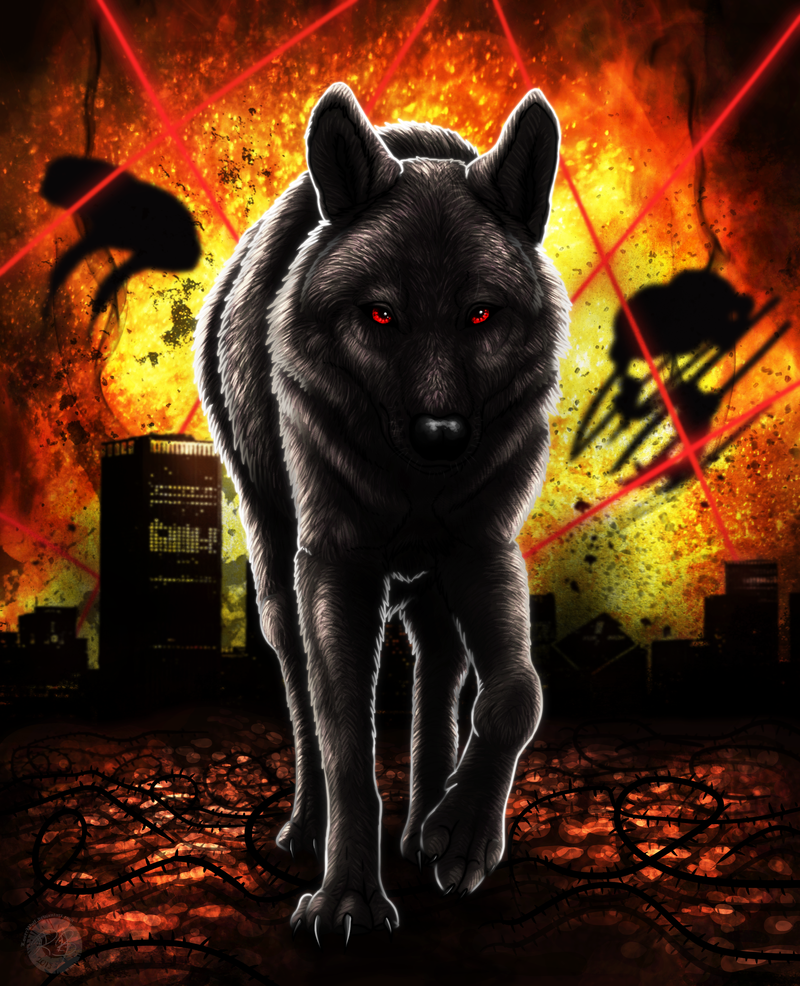 Freakin' Armageddon by NoktBane