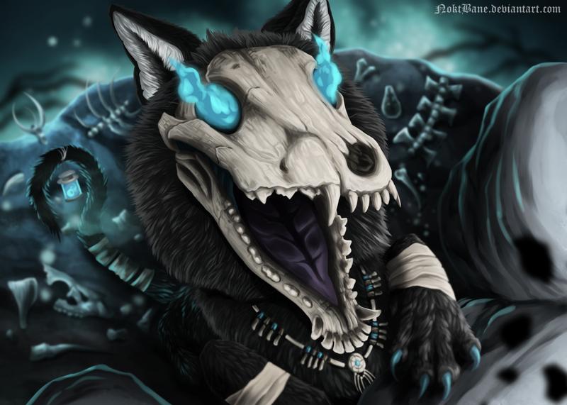 Bone Thief by NoktBane