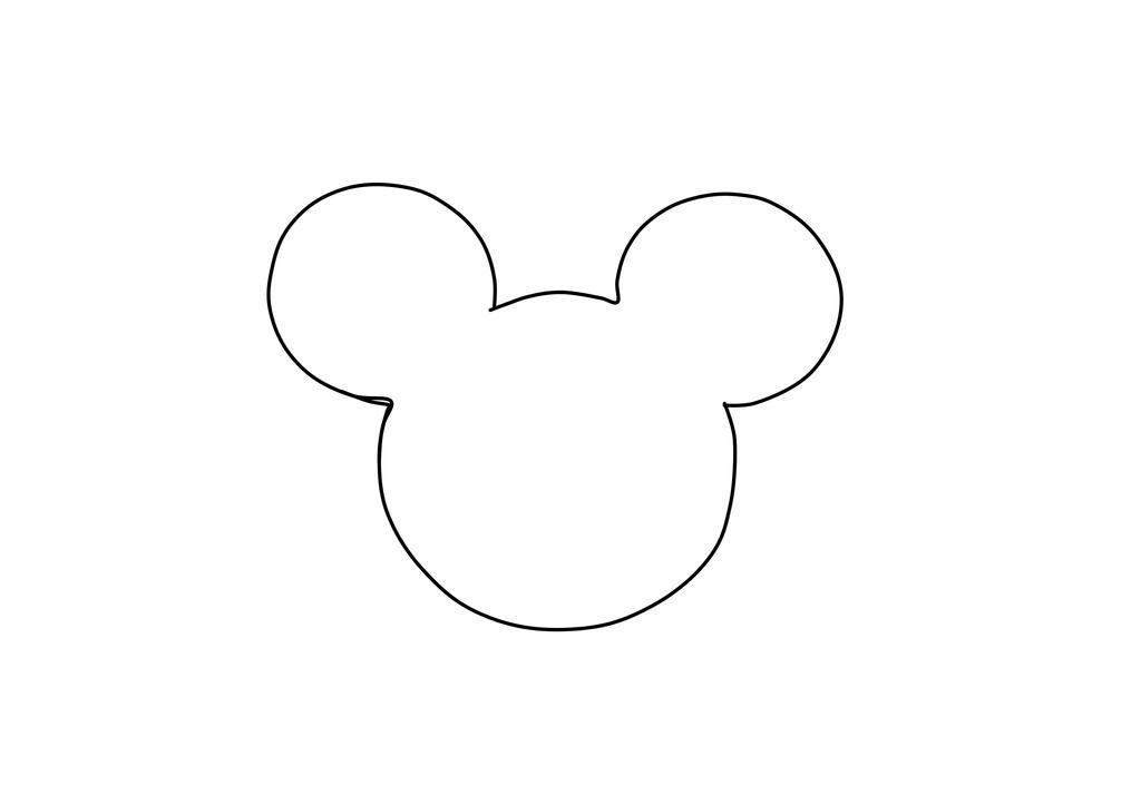 Mickey Mouse Donut Plush Template by LittleMissPlush on deviantART Vhv5Cehn
