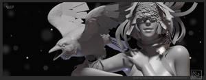 Raven - 3D