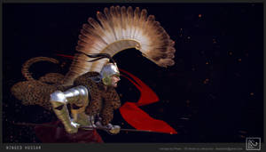 Winged Hussar -3D