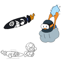 Missile Mike/Ice Lakitu by that-one-guy-again
