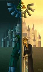 As We Lay Dying - Zelda by einmonim