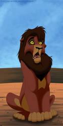 Huzzawha? - The Lion King by einmonim