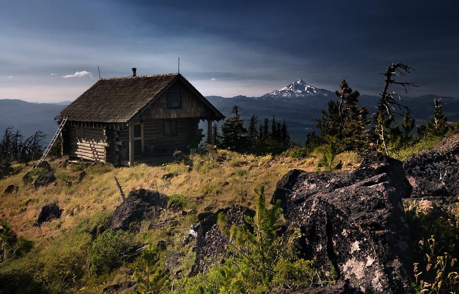Black Butte Cabin by CezarMart