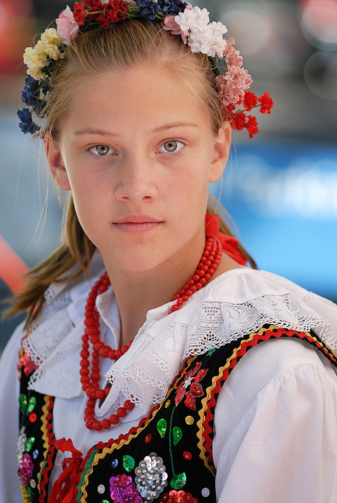 The people of Poland