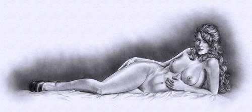 Study - Cassandre by Mirowshka