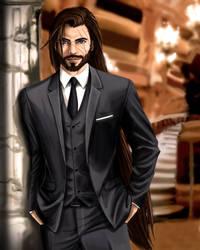 Zarkan - suit by Mirowshka