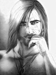 Zarkan portrait 2015 by Mirowshka