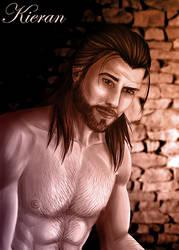 Kieran - La vengeance du Highlander de Anna Lyra