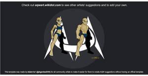 AQW Armor Template