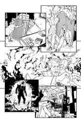 Mr Freeze pg 9 by PeubloShatner