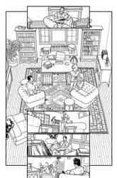 Batwoman 29 pg 4 by PeubloShatner