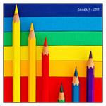Pencils by GandalfLeNoir