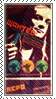 Grave Robber Stamp by LullabyStamps