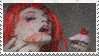 Emilie Autumn Stamp Two by LullabyStamps