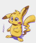 Ghibli Pikachu