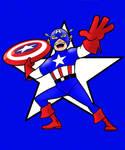 Captain America HeroTOON