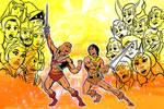he-man vs blackstar
