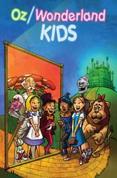 oz wonderland kids cover