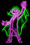 the count neon
