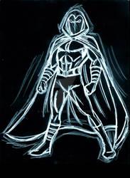 moon knight neon