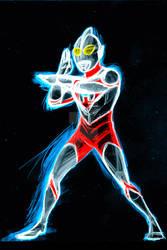Ultraman neon