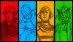 Forever Comics banner