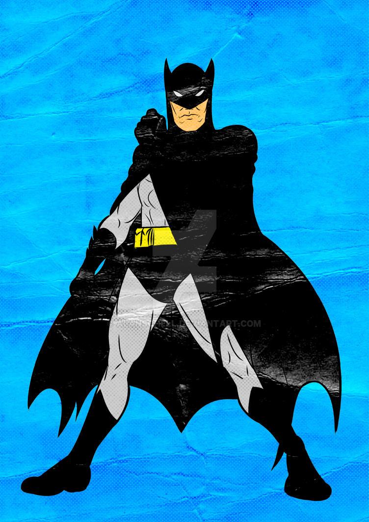Batman day by AlanSchell