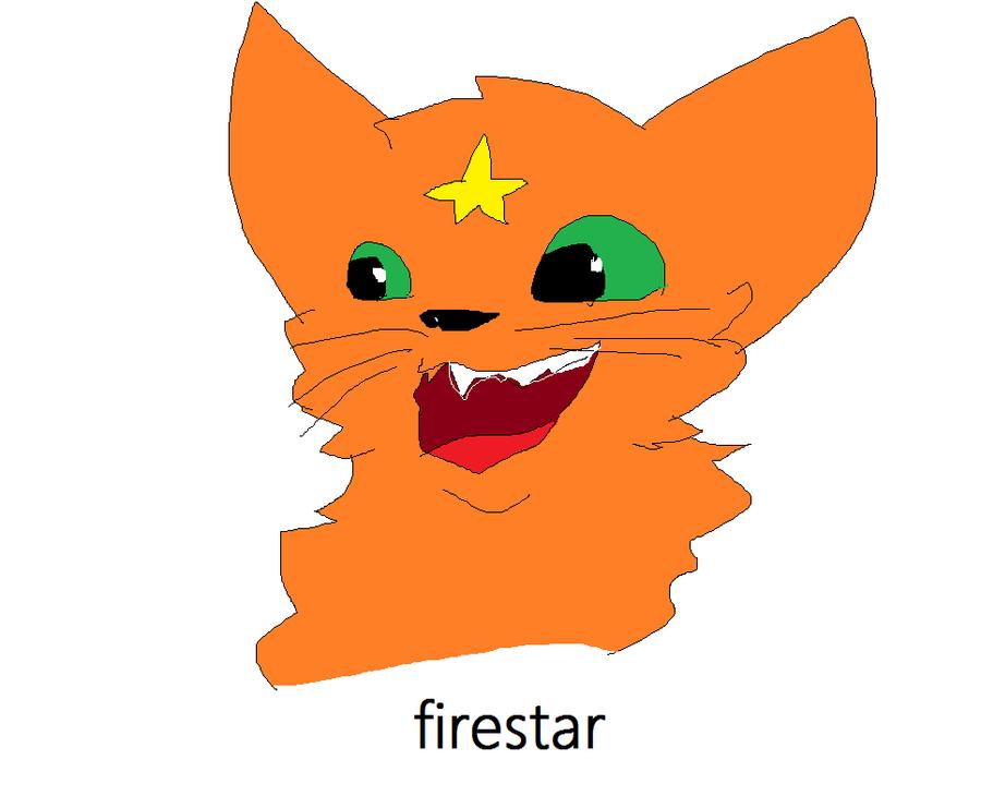 Warrior Cat Drawings Firestar Download