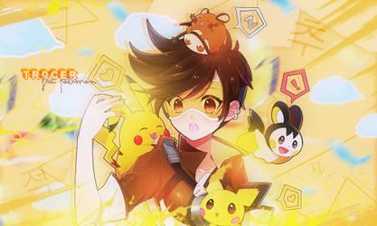 Signature | SOTM | Overwatch x Pokemon by oOnadileeOo