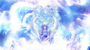 Wallpaper | Angel | Collab