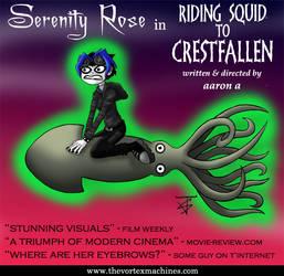 Riding Squid to Crestfallen by JimmyMisanthrope
