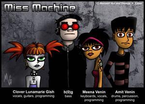 Miss Machine - Promophoto 01