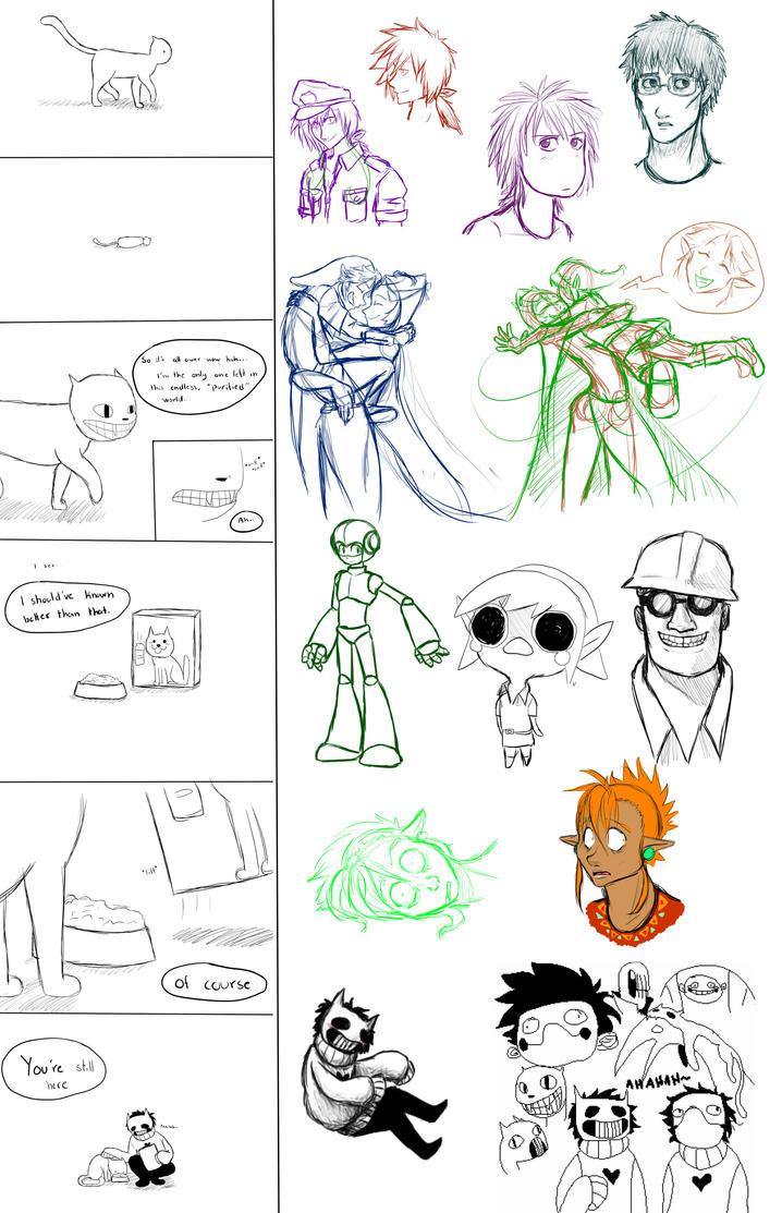 Awful doodledump by bunslake