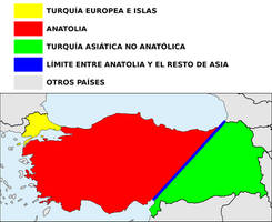 'Anatolia' is not synonymous with 'Turkey' by matritum
