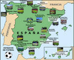 Biggest stadiums in Spain