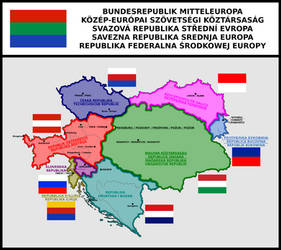 Federal Republic of Central Europe