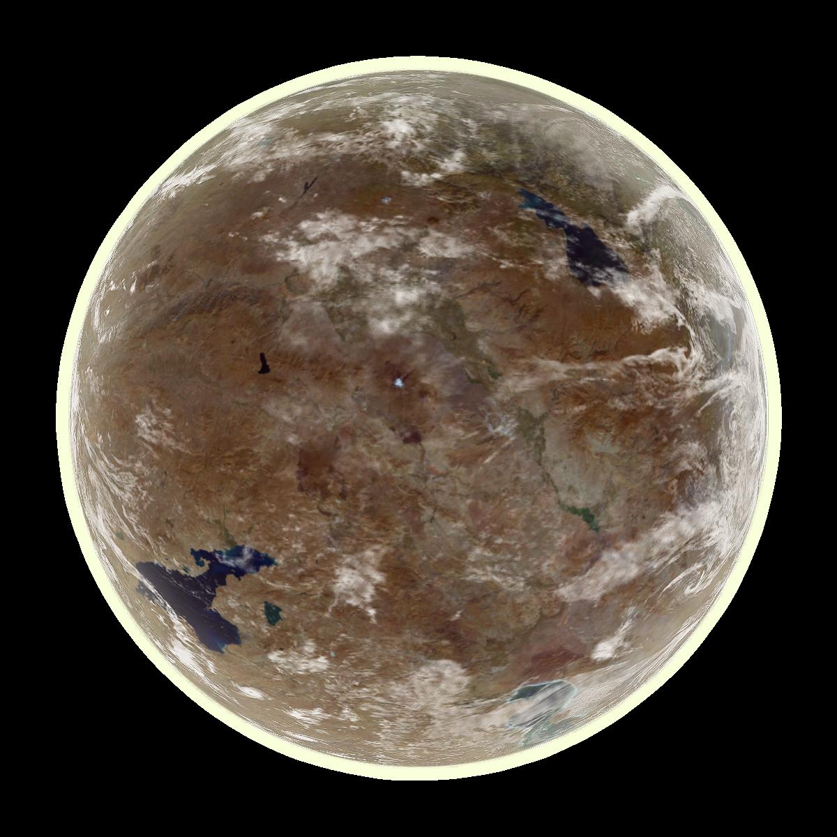 Planet D4 by L0rdR4hl