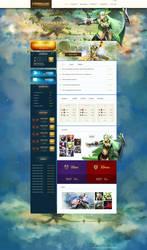 CrystalMu - Webdesign by KurlzDesign