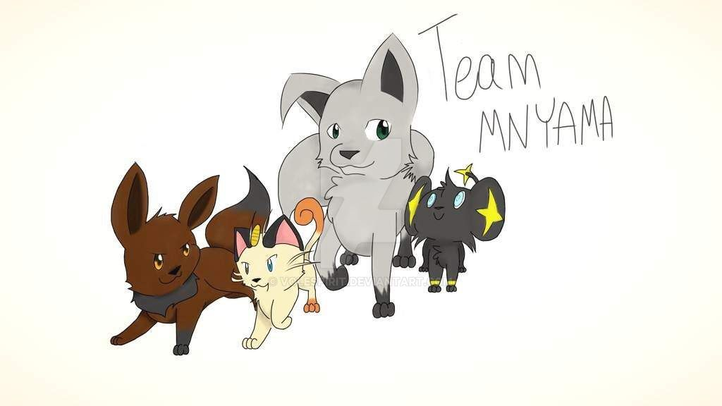 Team Mnyama by Volespirit