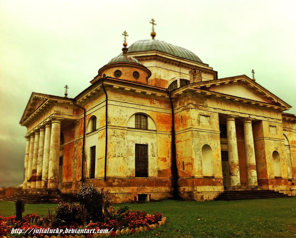 Novotorzhsky  Monastery 3 by JuliaLucky