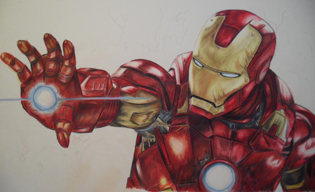 Iron Man Da Stampare: Iron Man Print By Hazeleyes1990 On DeviantArt